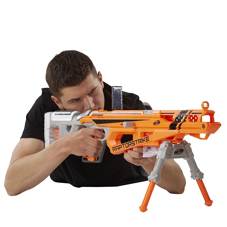 Shop Bán súng NERF N-STRIKE ELITE ACCUSTRIKE RAPTORSTRIKE