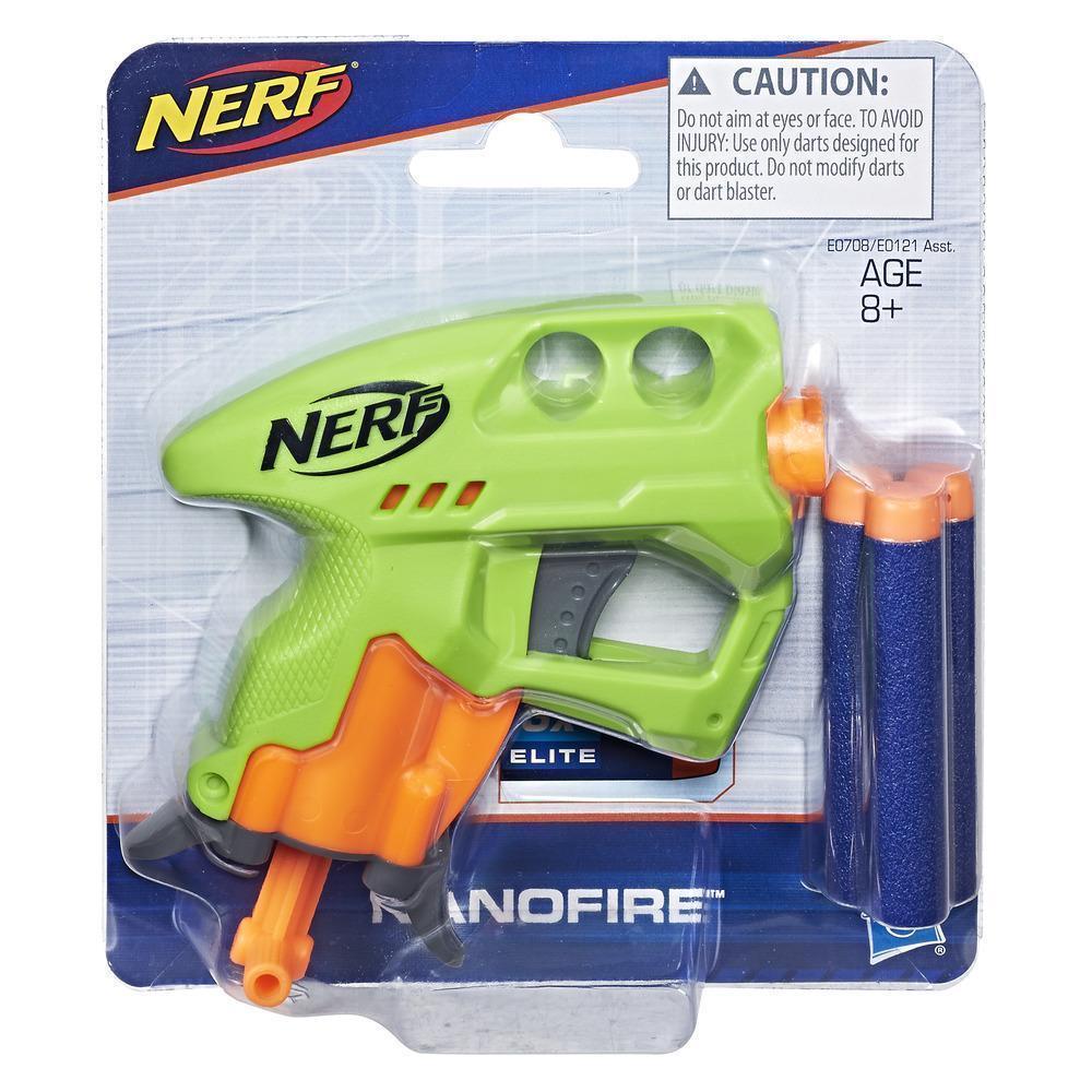 Hộp một khẩu Nerf NERF N-STRIKE NANOFIRE