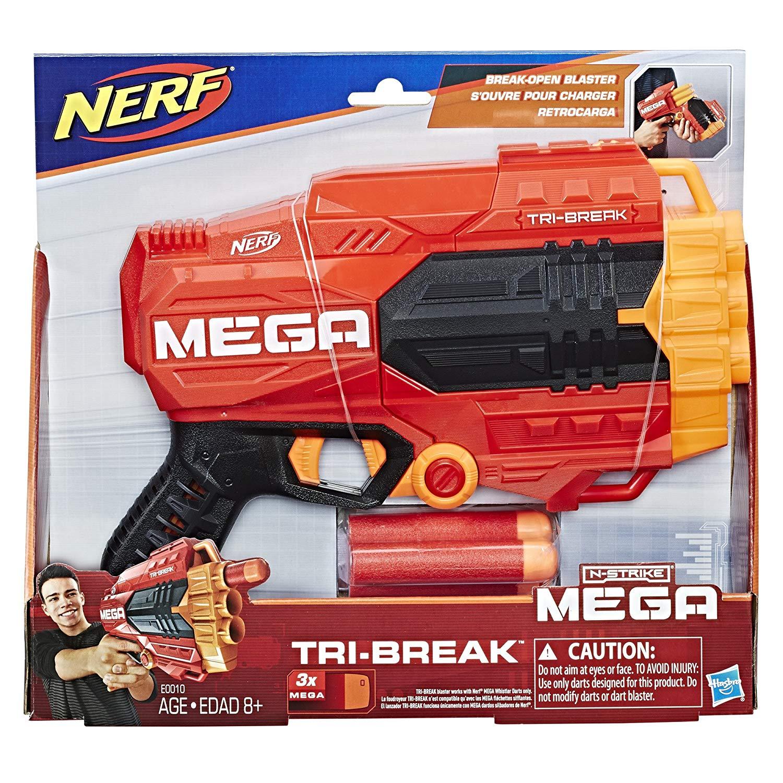 Vỏ Nerf N-Strike Mega Tri-Break