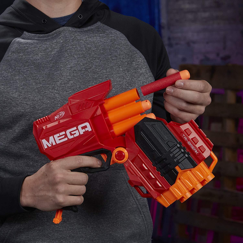 Nạp đạn súng Nerf N-Strike Mega Tri-Break