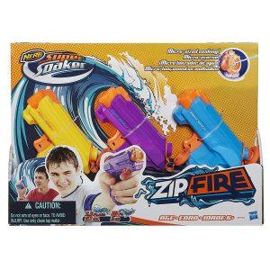 Hộp súng nước NERF SUPER SOAKER ZIPFIRE