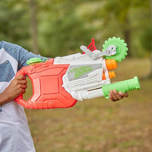 Cận cảnh súng NERF SUPER SOAKER ZOMBIE STRIKE RIPSTORM-7