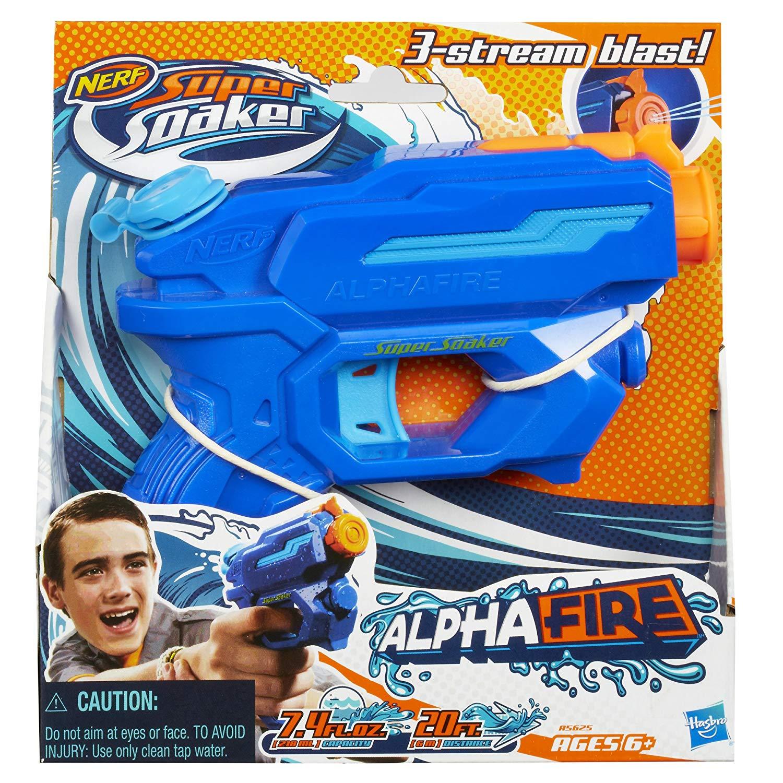 Mua súng NERF SUPER SOAKER ALPHAFIRE BLASTER