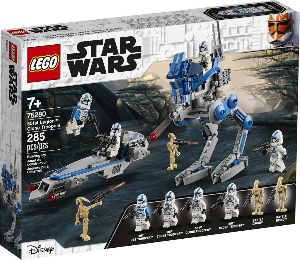 LEGO Star Wars Summer 2020 chính thức được công bố
