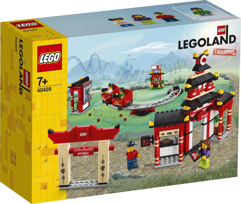 Đã có thể đặt hàng LEGOLAND Ninjago World (40429)