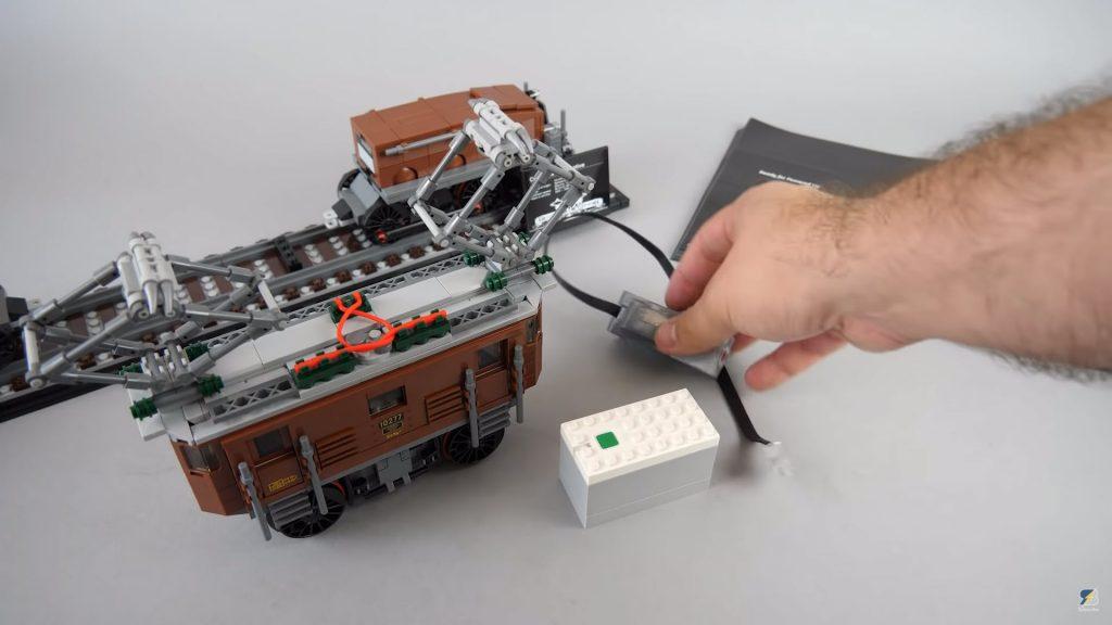 Lắp ráp và chạy thử đầu máy LEGO 10277 Crocodile Locomotive