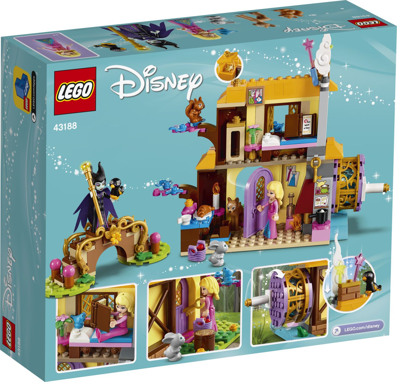 Hình ảnh chính thức LEGO Disney Princess Fall 2020