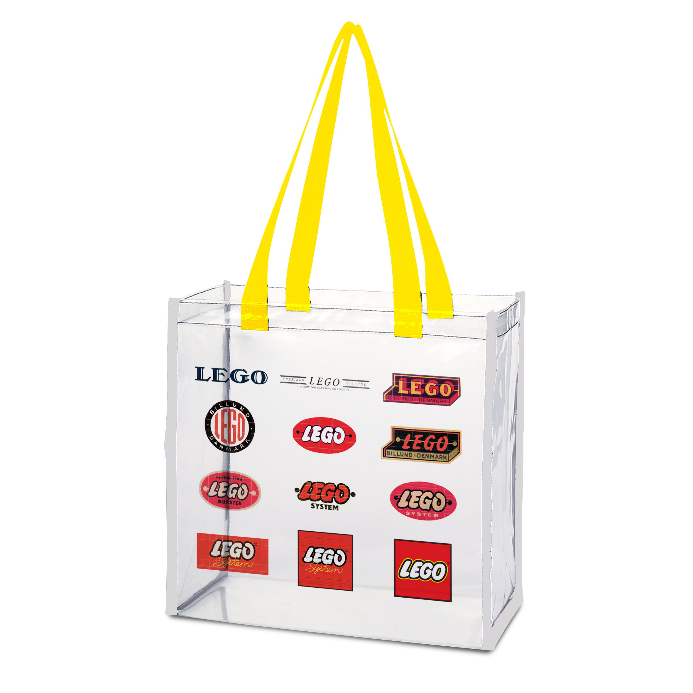 Túi tote Logo LEGO mới sắp ra mắt