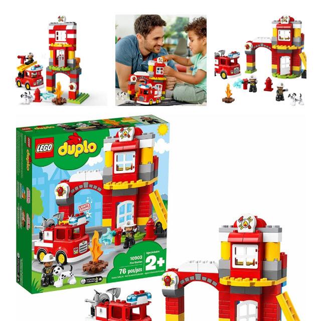 23 bộ Lego Duplo dành cho bé từ 1 đến 3 tuổi