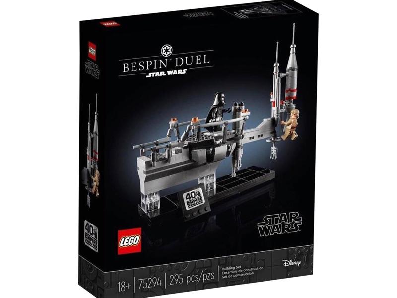LEGO Star Wars Bespin Duel (75294) Hình ảnh chính thức