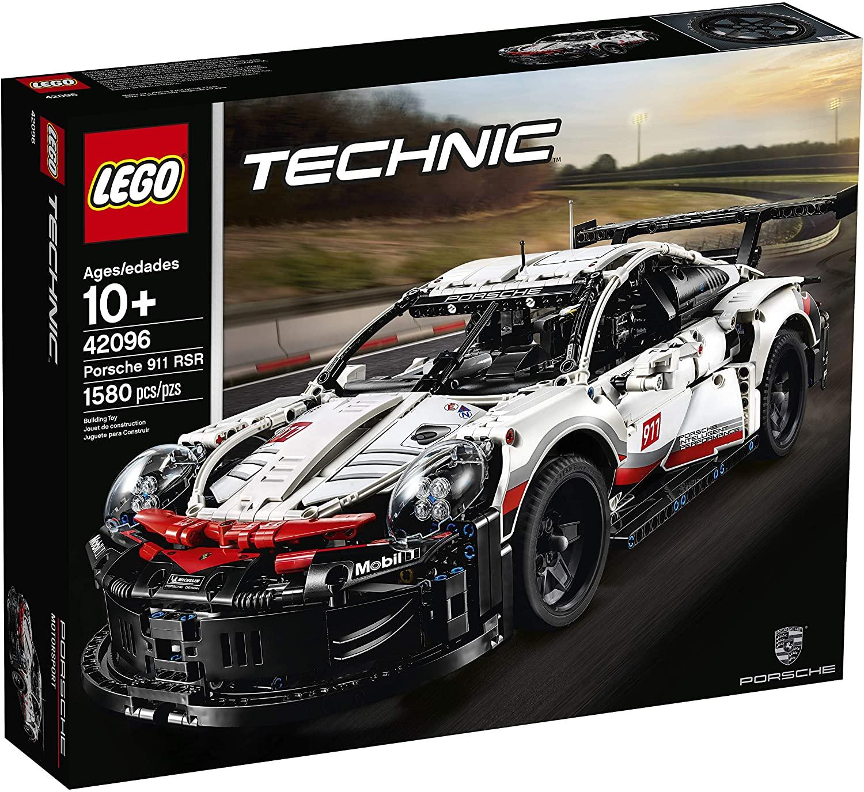 LEGO Technic Porsche 911 RSR (42096) Giảm giá trên Amazon – Tháng 9 năm 2020