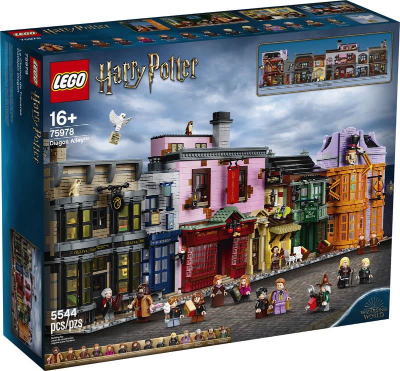 Sản phẩm LEGO mới sẽ xuất hiện trên Shop Lego vào Tháng 9 năm 2020