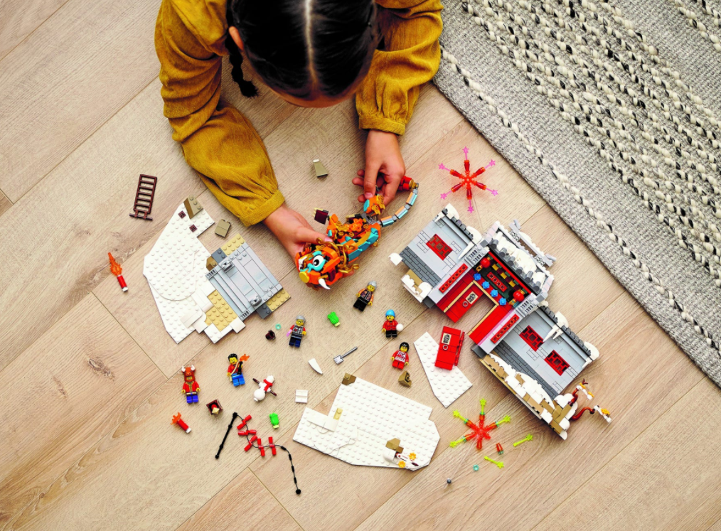 LEGO Câu chuyện của Nian (80106)